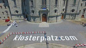 28.06.2019_Klosterplatz Einsiedeln mit Olivera Kälin_0003 (Foto Silvan Kälin)